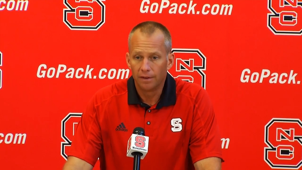 "Doeren: ""It Hurts, But We're Not Going To Quit"" 