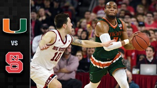 VIDEO: NC State-Miami Highlights