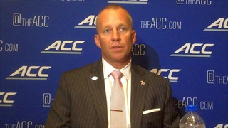 "Doeren: ""It Is Anybody's Conference"""