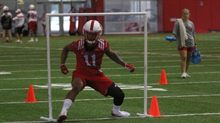 FALL CAMP HIGHLIGHTS: Wide Receiver Drills