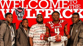 Explosive Defender Cecil Powell Talks Signing With NC State