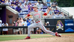 Wolfpack baseball clinches series win over No. 16 Pitt