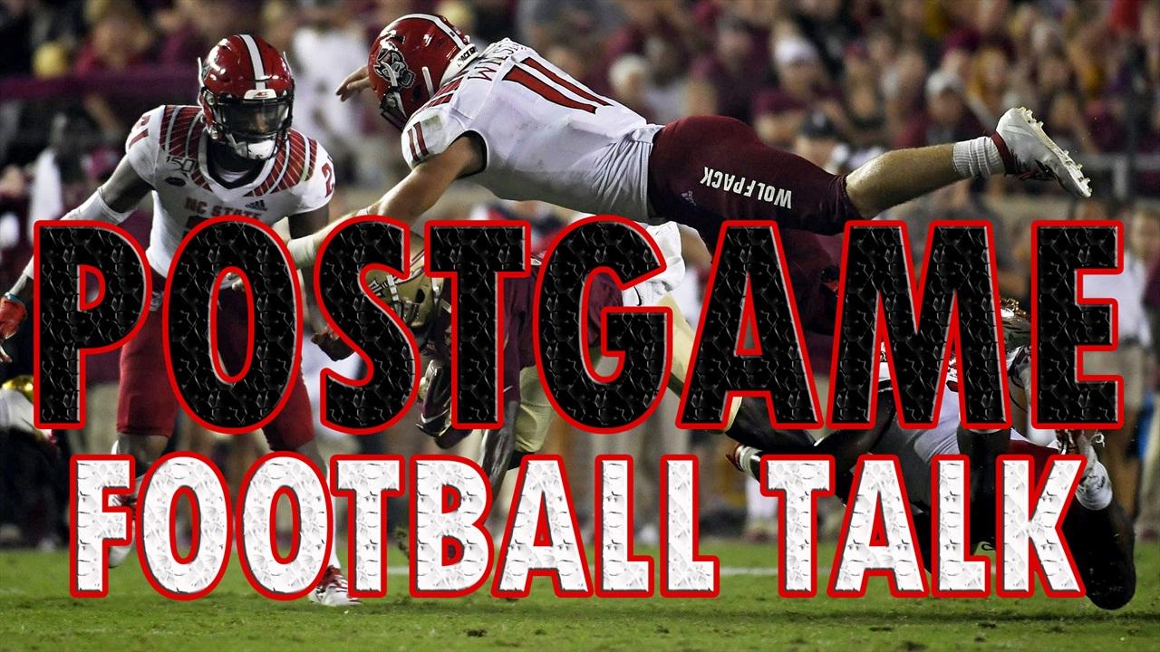 POSTGAME FOOTBALL TALK: Florida State