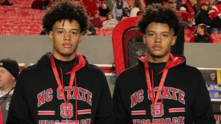 IPS LIVE: The Seabrough Twins Commit To NC State