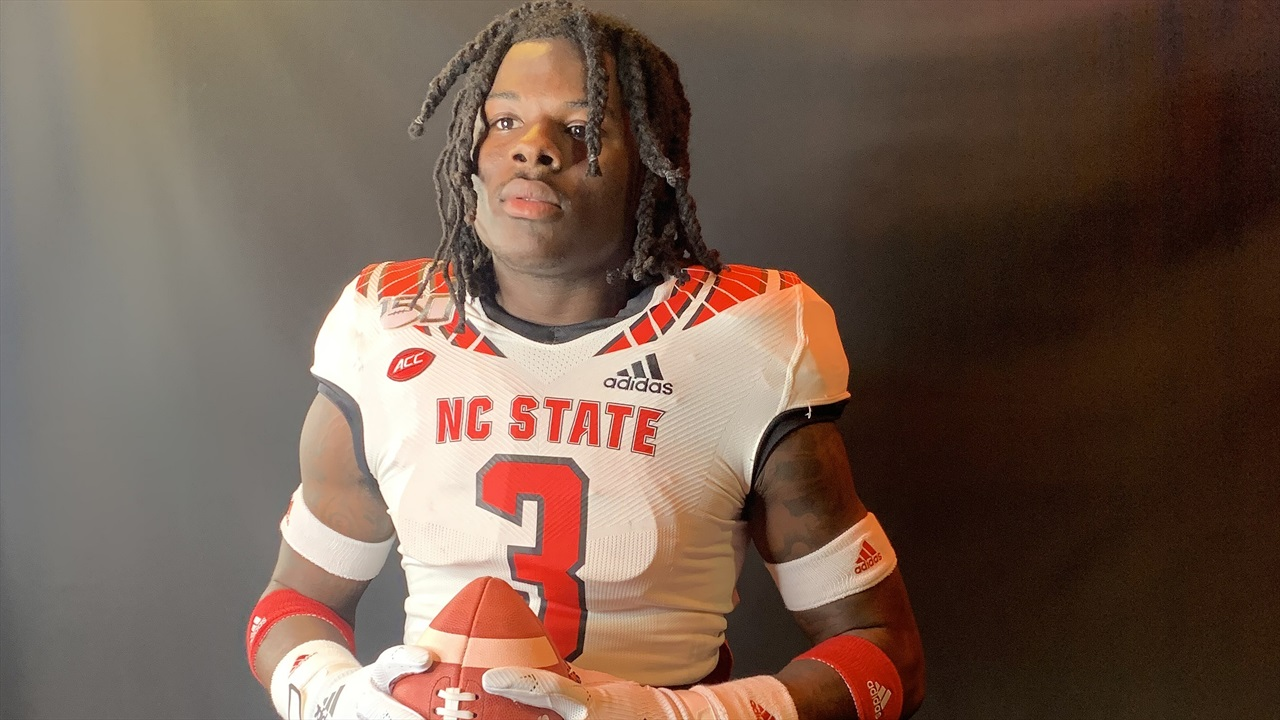 JUCO Star Justin Harrington Raves About NC State Official Visit