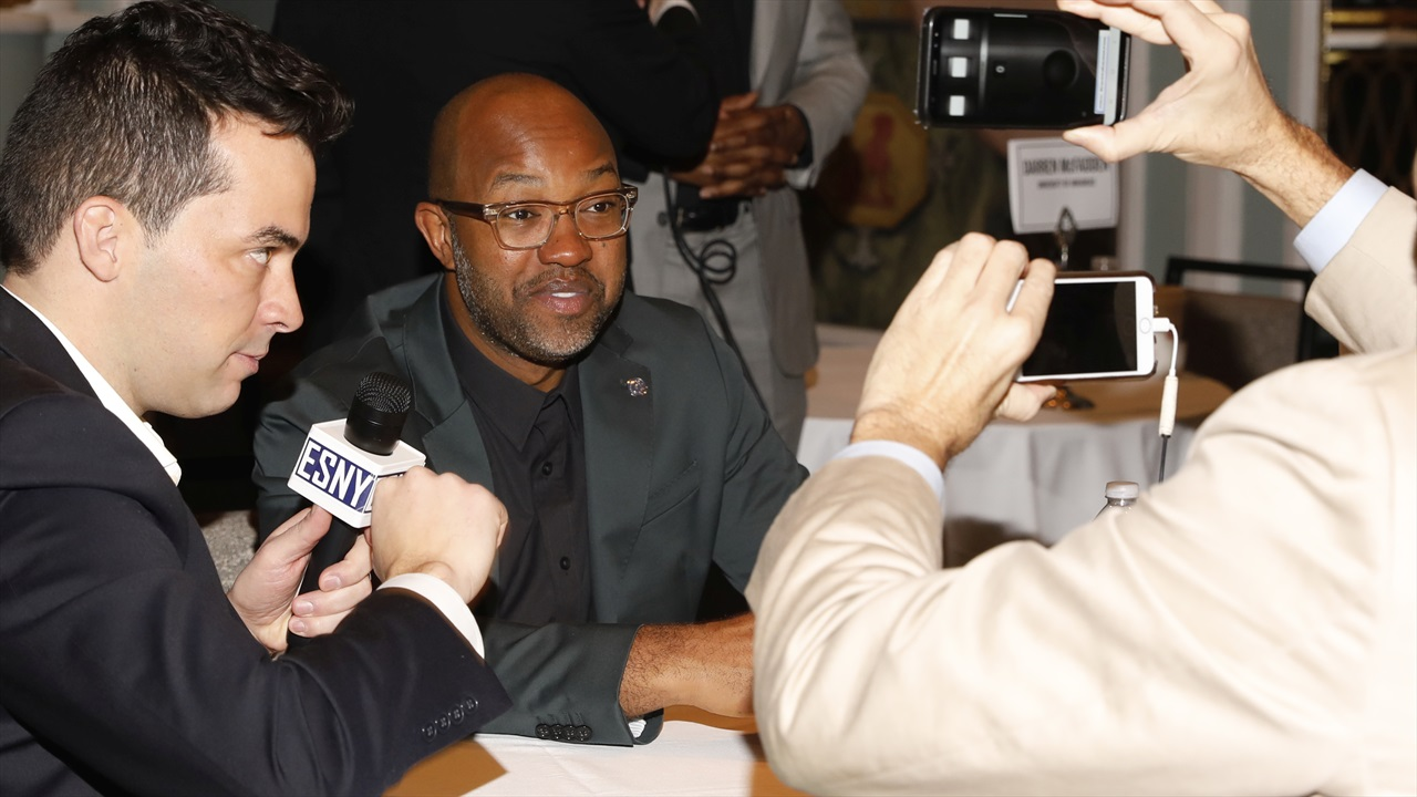 "Wolfpack Legend Torry Holt: ""This Is A Very Humbling Accomplishment"""