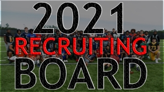 UPDATE: 2021 Offensive Recruiting Board