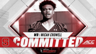 """4-Star NC State Commit Micah Crowell: """"I'm Glad It's Over"""""""