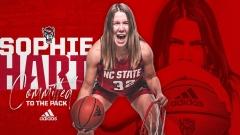 COMMIT ALERT: 5-Star 2021 Post Sophie Hart Picks NC State