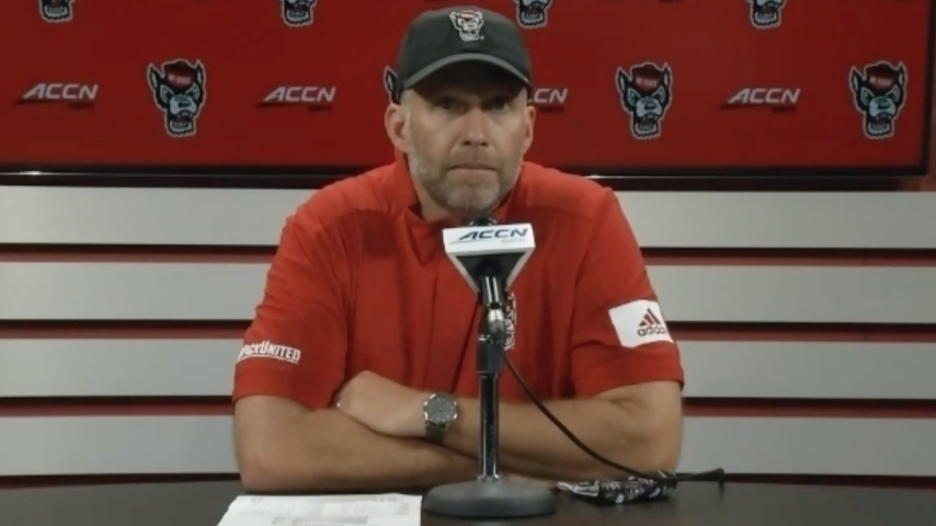 """Dave Doeren: """"It's an opportunity to get better"""""""