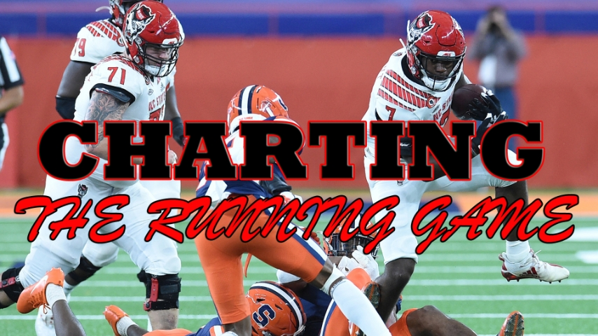 CHARTING THE RUNNING GAME: Syracuse