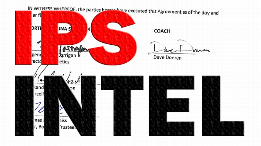 IPS INTEL: In-Depth Details On Dave Doeren's New Contract