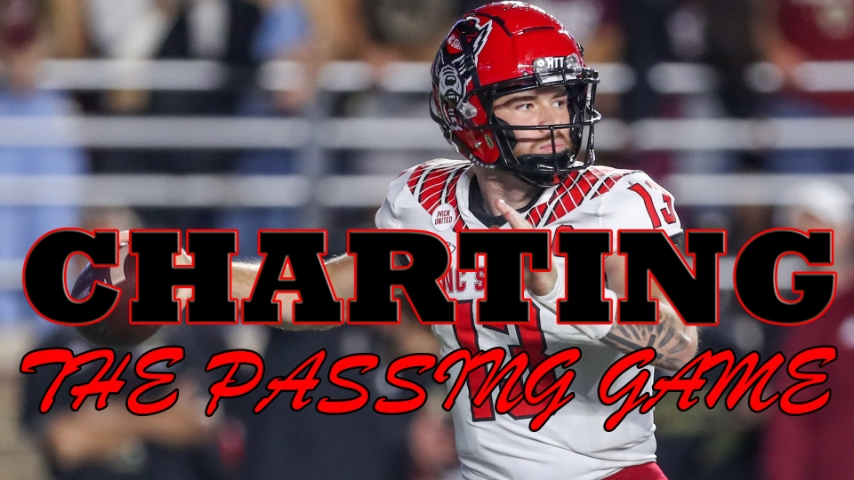 CHARTING THE PASSING GAME: Boston College